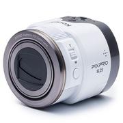 柯达 SL25 镜头式无线数码相机 白色 (25倍光学变焦 NFC/WIFI 功能 手机 / 智能设备无线操控)