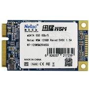 朗科 N5M系列 120G mSATA 固态硬盘(NT-120N5M)
