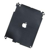 小魔女 背部保护膜 适用于苹果iPad2/3/4后背贴膜 碳纤维贴 黑色
