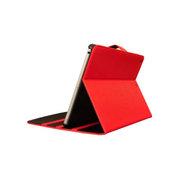 魅士 iPad Air多角度支撑调节皮套 红色