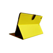 魅士 iPad Air多角度支撑调节皮套 黄色