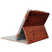 魅士 于iPad Air保护套 魔女型 咖啡产品图片主图
