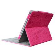 魅士 于iPad Air保护套 魔女型 玫红