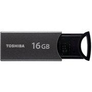 东芝 按闪 USB3.0 TransMemory—MX 16GB V3KMM-016G-BK