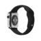 苹果 Apple Watch 智能手表(黑色/38毫米表壳/运动型表带)产品图片3