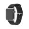 苹果 Apple Watch 智能手表(黑色/38毫米表壳/经典扣式表带)产品图片2