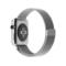 苹果 Apple Watch 智能手表(不锈钢/38毫米表壳/米兰尼斯表带)产品图片4