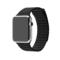 苹果 Apple Watch 智能手表(黑色/42毫米表壳/皮制回环形表带)产品图片3