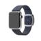 苹果 Apple Watch 智能手表(深蓝色/38毫米表壳/现代风扣式表带)产品图片2