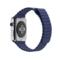 苹果 Apple Watch 智能手表(亮蓝色/42毫米表壳/皮制回环形表带)产品图片2
