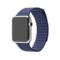 苹果 Apple Watch 智能手表(亮蓝色/42毫米表壳/皮制回环形表带)产品图片3