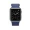 苹果 Apple Watch 智能手表(亮蓝色/42毫米表壳/皮制回环形表带)产品图片4