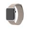 苹果 Apple Watch 智能手表(石纹色/42毫米表壳/皮制回环形表带)产品图片3