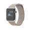 苹果 Apple Watch 智能手表(石纹色/42毫米表壳/皮制回环形表带)产品图片1