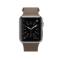 苹果 Apple Watch 智能手表(浅棕色/42毫米表壳/皮制回环形表带)产品图片2