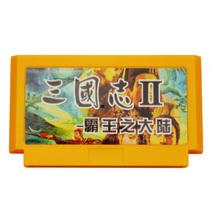 小霸王 电视游戏机卡 三国志 FC红白机游戏卡 D30/D99/D31适用产品图片主图