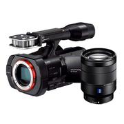 索尼 NEX-VG900E/ vg900e高清可换镜头全画幅数码摄像机 搭配(SAL24-70)套装