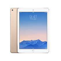 苹果 iPad Air2 9.7英寸平板电脑(A8X处理器/2G/16G/Wifi+Cellular/金色)产品图片主图