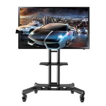 NB CA55(32-55英寸)液晶电视移动推车视频会议移动落地支架挂架产品图片主图