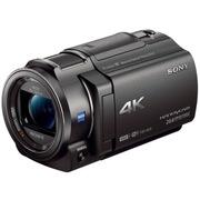 索尼 FDR-AX30 4K数码摄像机 (光学防抖 蔡司镜头 WIFI分享 多机联拍 内置64G内存)