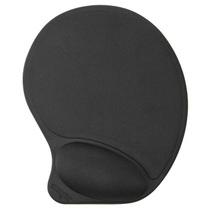 爱格适(ErgoFits) 鼠标垫超大 超舒适人体工学护腕鼠标垫 护腕托 黑色产品图片主图