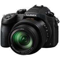 松下 Lumix DMC-FZ1000 数码相机 黑色 4K(1英寸大底CMOS 2090万像素 F2.8-4.0 16倍光学变焦)产品图片主图