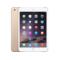 苹果 iPad mini3 MH012CH/A 7.9英寸平板电脑(苹果 A7/2G/128G/2048×1536/4G网络/iOS 8/金色)产品图片1