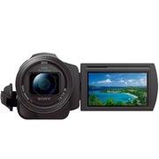 索尼 FDR-AXP35 4K数码摄像机(光学防抖 内置投影 WIFI分享 内置64G内存)