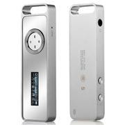 世酷 金属mp3播放器 8G无损高音质MP3 便携运动跑步MP4