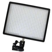 斯丹德 LED-528摄影灯单反相机补光灯常亮外拍摄像灯新闻视频灯