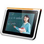 金正 Q2学习机 四核学生平板电脑 幼儿 小学 初中 高中九门课本同步点读机 视频英语家教机 官方标配+16G+键盘套