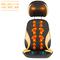 乐尔康 乐尔康LEK-918S按摩器 豪华按摩垫全身 按摩椅垫 颈部腰部肩部 颈椎按摩器 金色三件套产品图片1