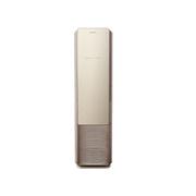 格力 KFR-72LW/(72585)FNCa-A2 3匹立柜式变频冷暖家用空调 锐逸系列(琥珀金)