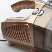 车行天下 车载吸尘器大功率干湿两用充气测胎压吸尘器车用汽车吸尘器 土豪金