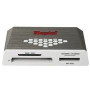金士顿 USB 3.0 High-Speed Media Reader 多功能读卡器(FCR-HS4)