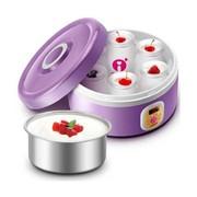 生活日记 全自动家用大容量酸奶机质量问题还一年包换!!! M10多功能智能版不锈钢内胆加六玻璃分杯