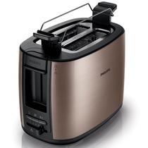 飞利浦 HD2658/70 金属双烘烤槽 烤面包机产品图片主图