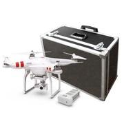 大疆 精灵2Phantom2Vision+四轴航拍飞行器遥控无人飞机赠送399元大礼包 双电套餐+定制箱