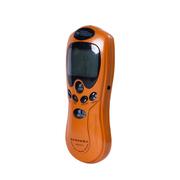 诺嘉 舒梅数码经络按摩仪 电子经络仪治疗仪 usb迷你小型穴位理疗仪按摩器RM-809 橙色标配+10对贴片+插头
