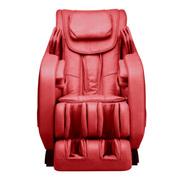 荣泰 6900豪华太空舱按摩椅全身电动按摩椅家用 酒红色
