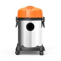 亿力 YLW6201-18L干湿吹三用 家用 商用不锈钢大容量桶式吸尘器产品图片主图