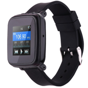IQQ MP3运动无损MP4音乐播放器跑步手表随身听8G 黑色