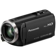 松下 Lumix HC-V270 高清数码摄像机 黑色 (90倍智能变焦 5轴光学防抖 WIFI/NFC V250升级版)