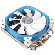 乔思伯 HP-625电商版 多平台下吹CPU散热器 六热管12CM温控静音风扇