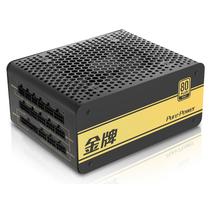 先马 金牌650 额定650W 模组电源 (全电压/90%转换效率/80PLUS金牌/日系电容/固态电容/扁线材)产品图片主图