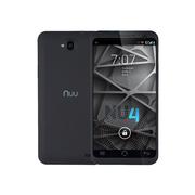 NUU NU4 8GB联通版3G手机(黑色)