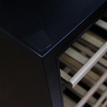 赛鑫 SRT-80 压缩机恒温红酒柜 明拉手挂杯产品图片主图