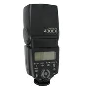 佳能 430EX II 闪光灯(适用于所有佳能EOS单反相机)