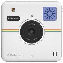 宝丽来 Socialmatic Instagram 拍立得数码相机 白色产品图片主图