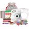 富士 checky拍立得mini25(白色)相机套餐 白色 套餐二产品图片2